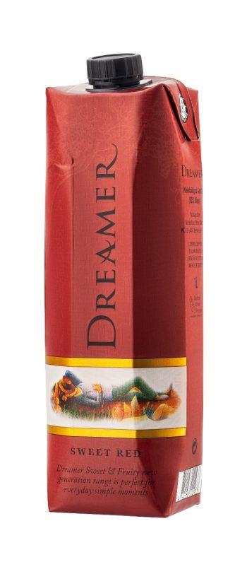 Dreamer Sweet Red 100cl tetra