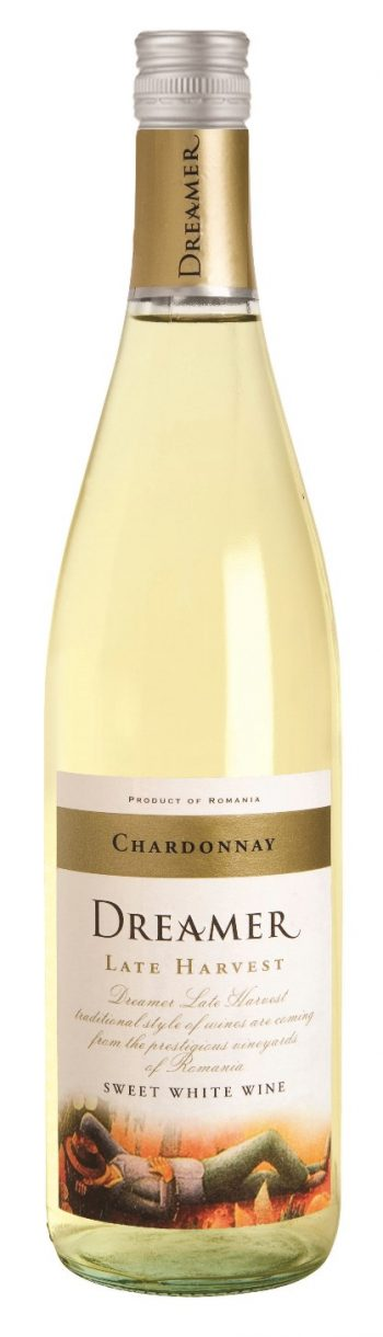 Dreamer Late Harvest Chardonnay 75cl