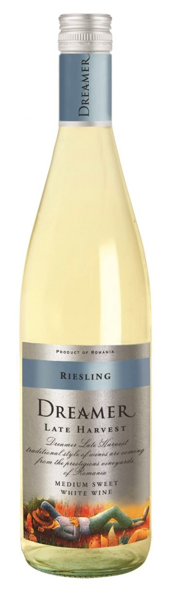 Dreamer Late Harvest Riesling 75cl