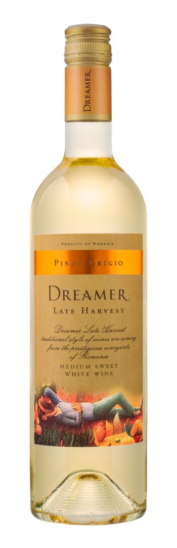 Dreamer Late Harvest Pinot Grigio 75cl