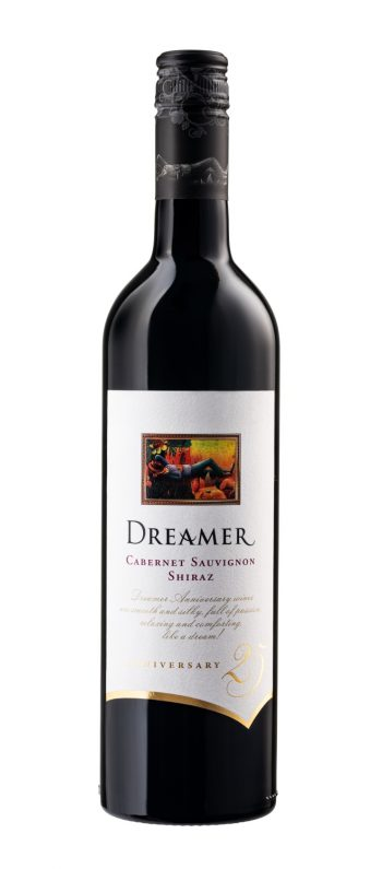 Dreamer Anniversary Cabernet Sauvignon-Shiraz 75cl