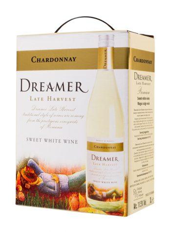 Dreamer Late Harvest Chardonnay 300cl BIB