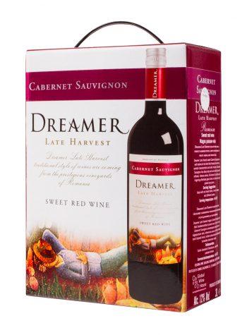 Dreamer Late Harvest Cabernet Sauvignon 300cl BIB