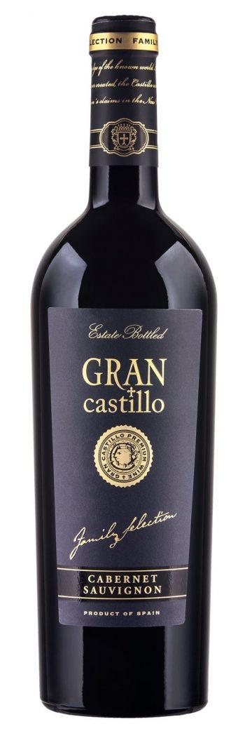 Gran Castillo Selection Cabernet Sauvignon 75cl