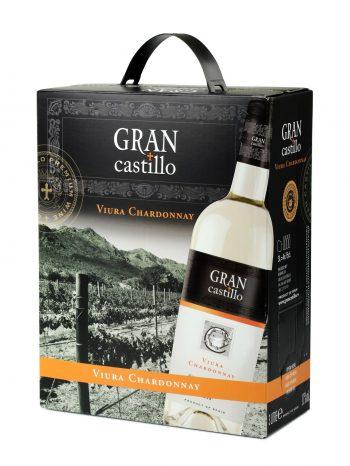 Gran Castillo Viura & Chardonnay 300cl BIB