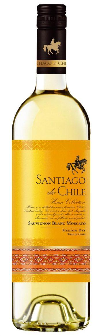 Santiago de Chile Sauvignon Blanc Moscato 75cl
