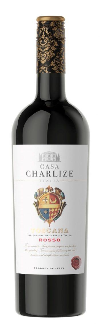 Casa Charlize Toscana Rosso IGT 75cl
