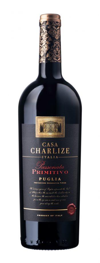 Casa Charlize Passonata Primitivo IGT 75cl