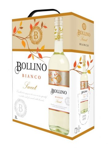 Bollino Bianco 300cl BIB