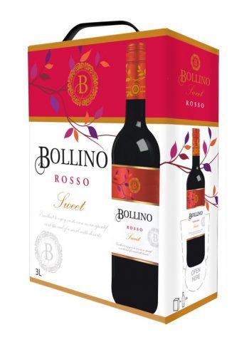 Bollino Rosso 300cl BIB