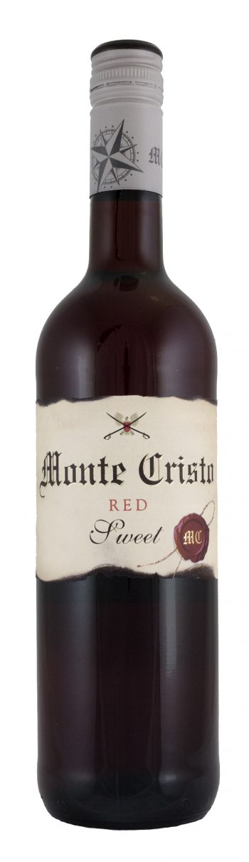 Monte Cristo Red 75cl