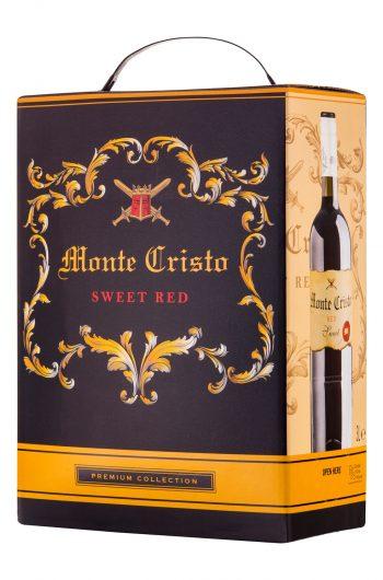 Monte Cristo Red 300cl BIB