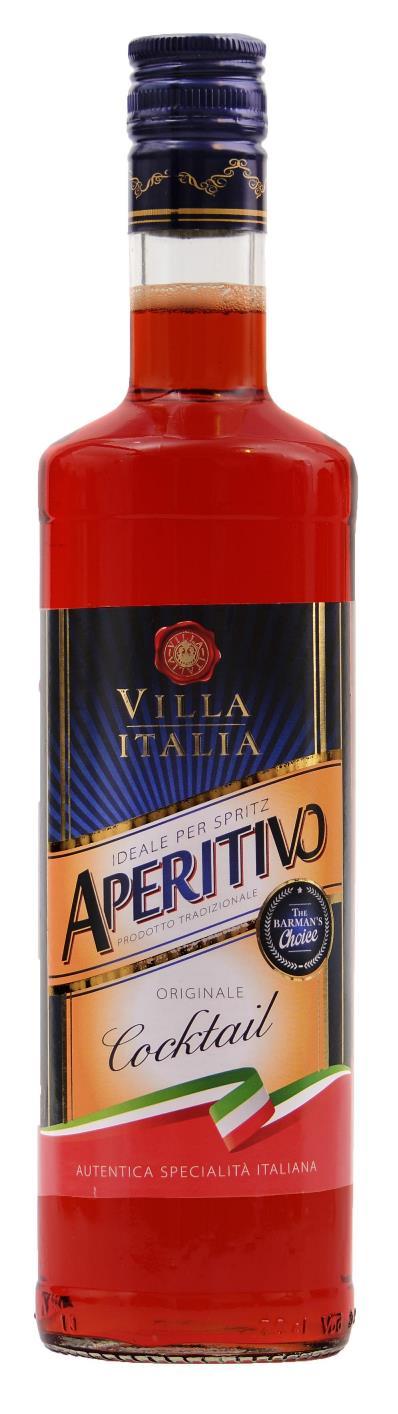 Villa Italia Aperitivo Original 70cl
