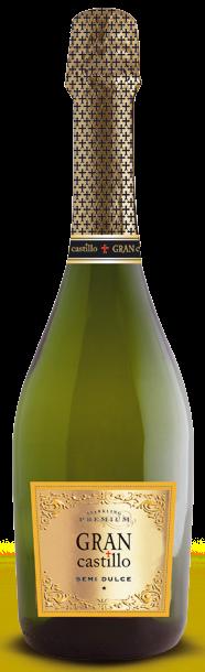 Gran Castillo Sparkling Gold Semi Seco 75cl