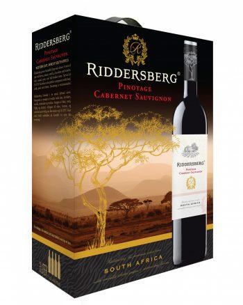 Riddersberg Pinotage-Cabernet Sauvignon 300 cl BIB